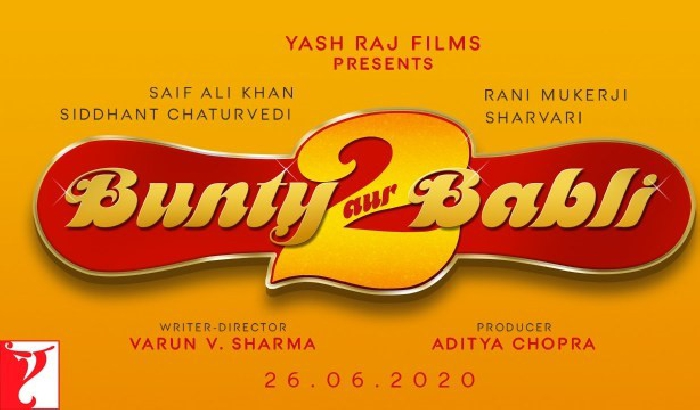 Nostalgia Alert: Bunty Aur Babli 2 keeps the same logo as the first film