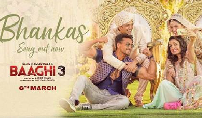Baaghi 3 'Bhankhas': Get ready for this year's biggest Shaadi song