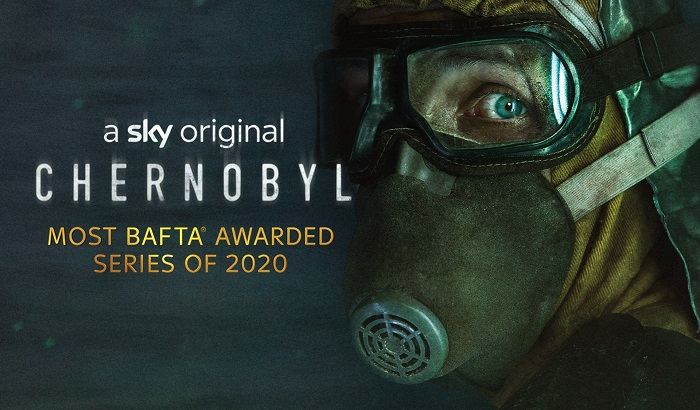 Sky original drama Chernobyl becomes most awarded British series ever