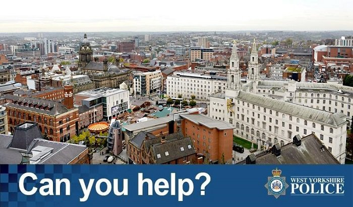 Appeal: Serious Injury Road Traffic Collision, Leeds