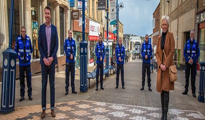 Council Funding Helps Shoppers And Staff Feel Safe In Town Centre