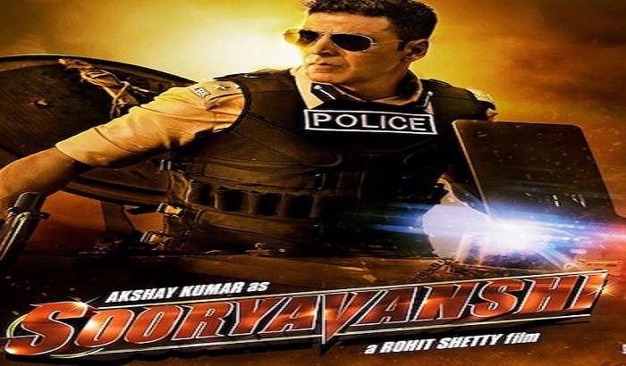 "Aa rahi hain police! Akshay Kumar, Ajay Devgn & Ranveer Singh Announce its ""IT'S SHOWTIME"" on Sooryavanshi"