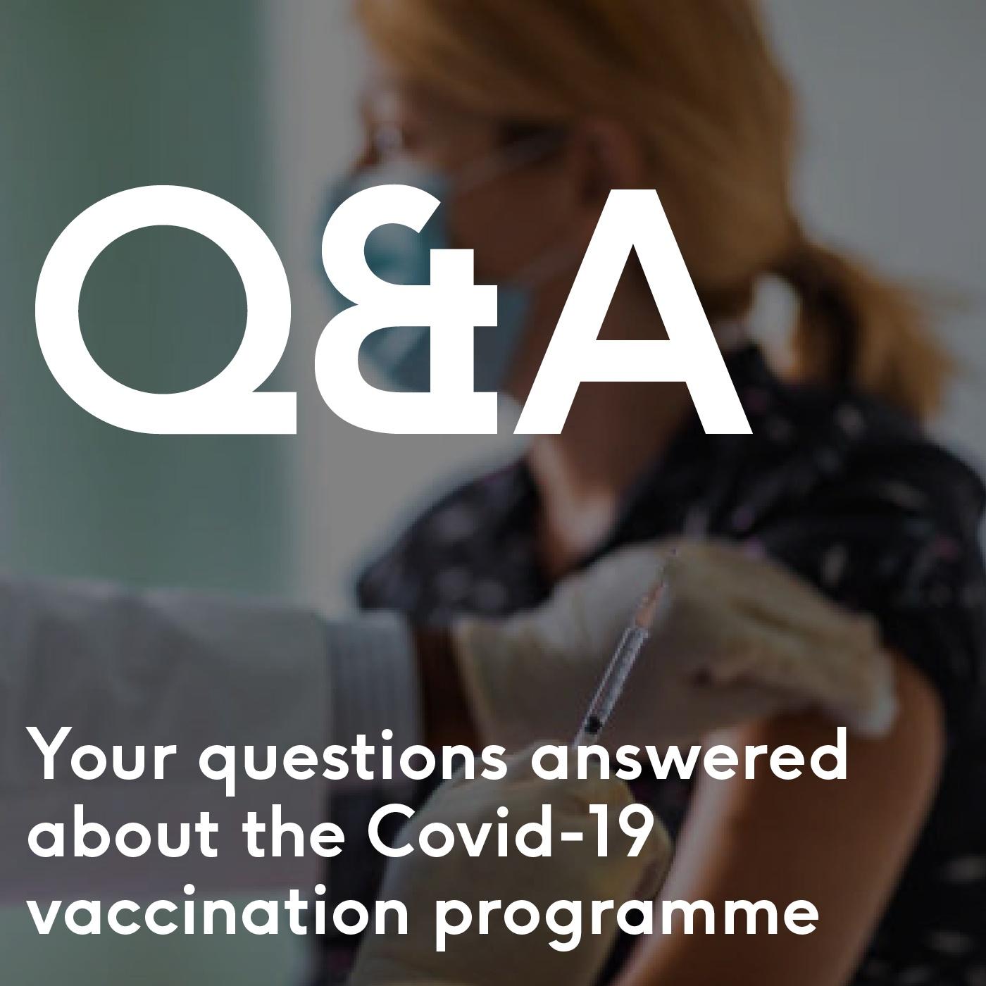 Covid 19 Vaccination Q&A