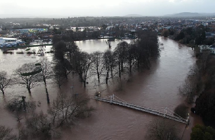 hereford flood credit: Will Mears