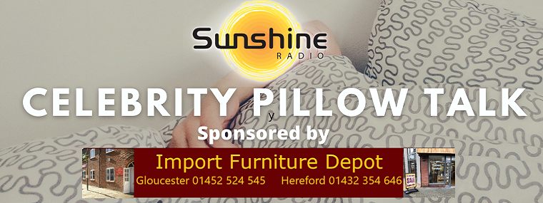 Celebrity Pillow Talk with Import Furniture Depot