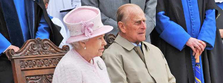 The Duke of Edinburgh   1921 - 2021
