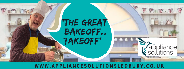 The Great Bake Off...Take Off with Appliance Solutions