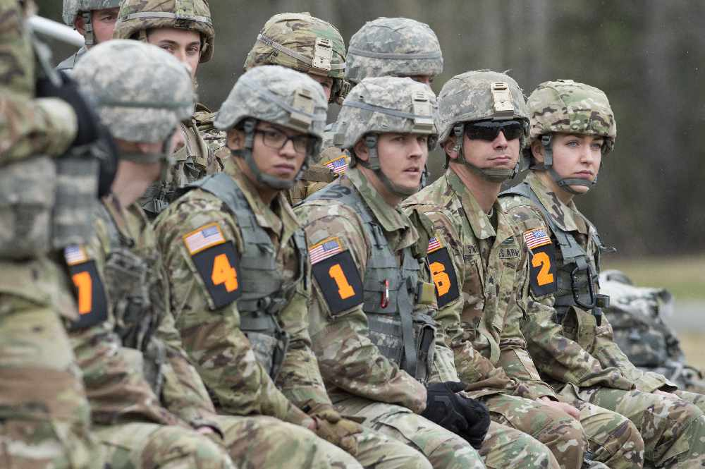 US Military News • Alaska Army National Guard Trains to respond to Wildfires