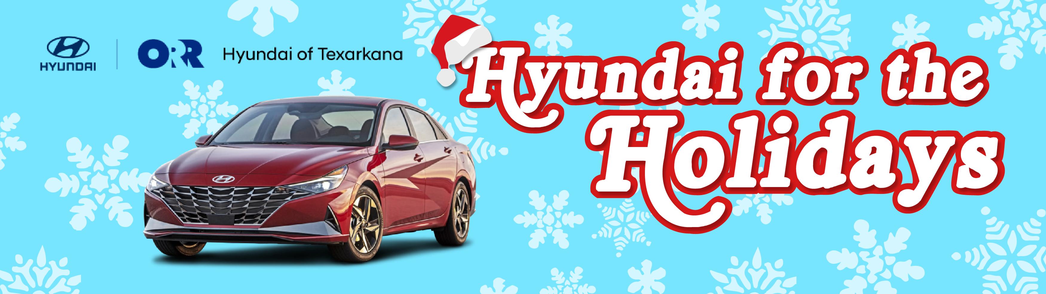 Hyundai For The Holidays