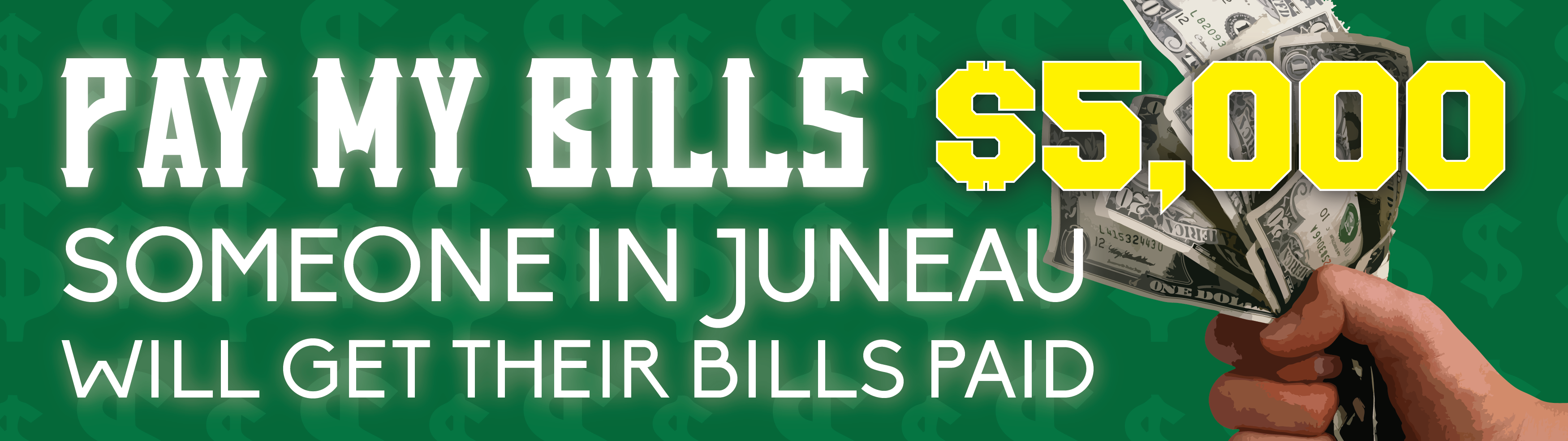 Pay My Bills - Juneau