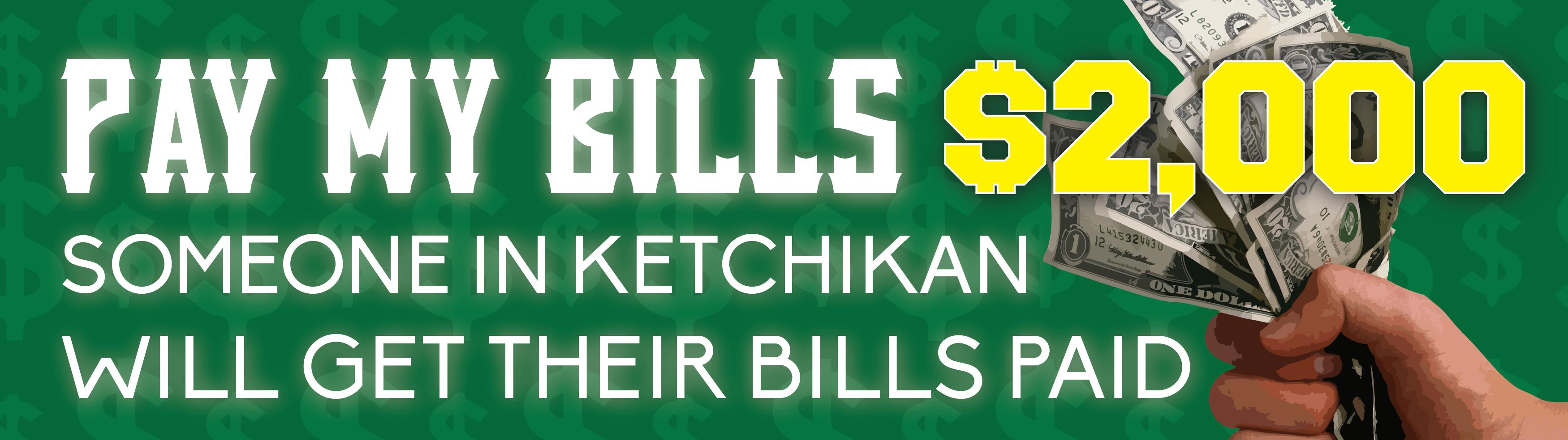 Pay My Bills - Ketchikan