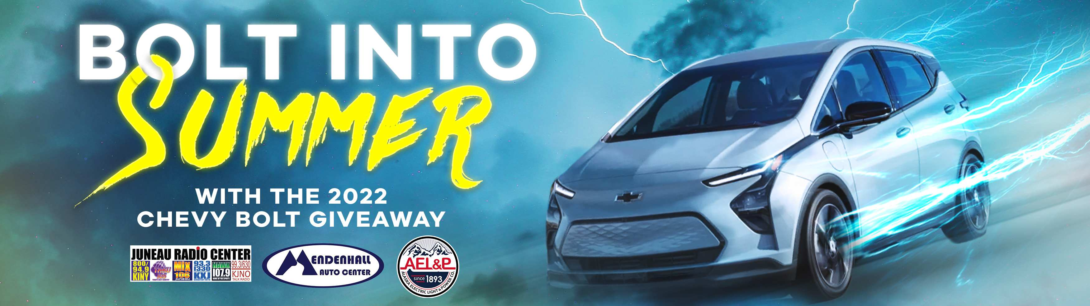 Bolt Into Summer - Chevy EV For Me