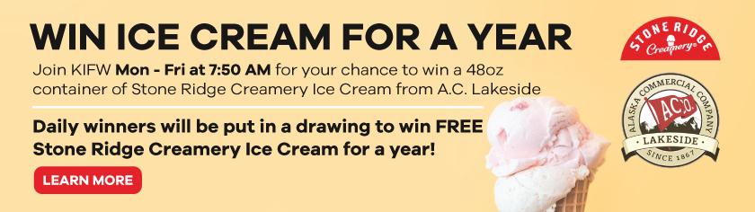 Ice Cream Trivia Contest