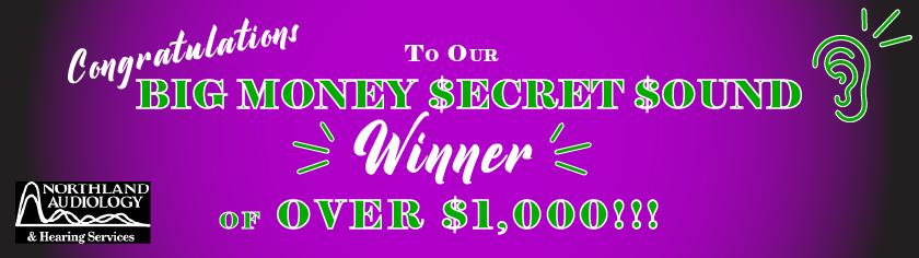 Secret Sound Winner