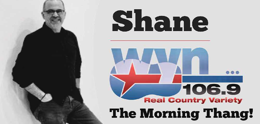 Shane & The Morning Thang
