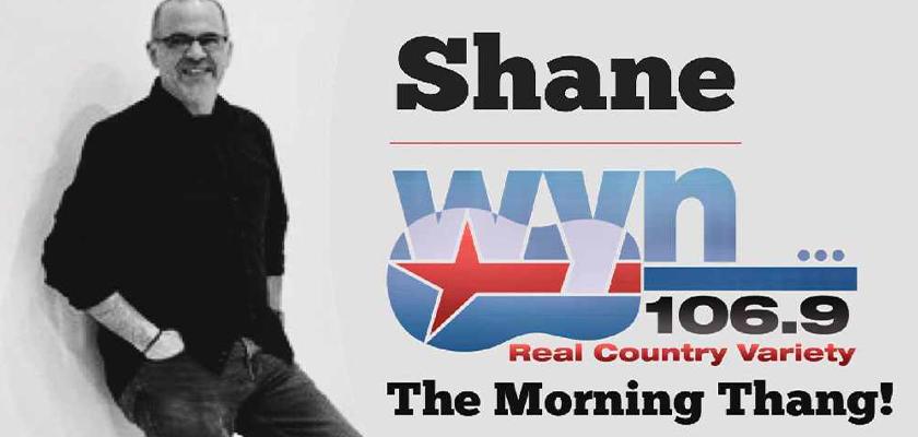 Shane & The Morning Thang