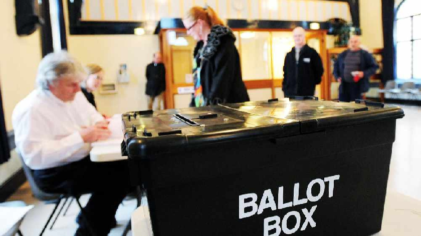 Coronavirus: English local elections postponed for a year