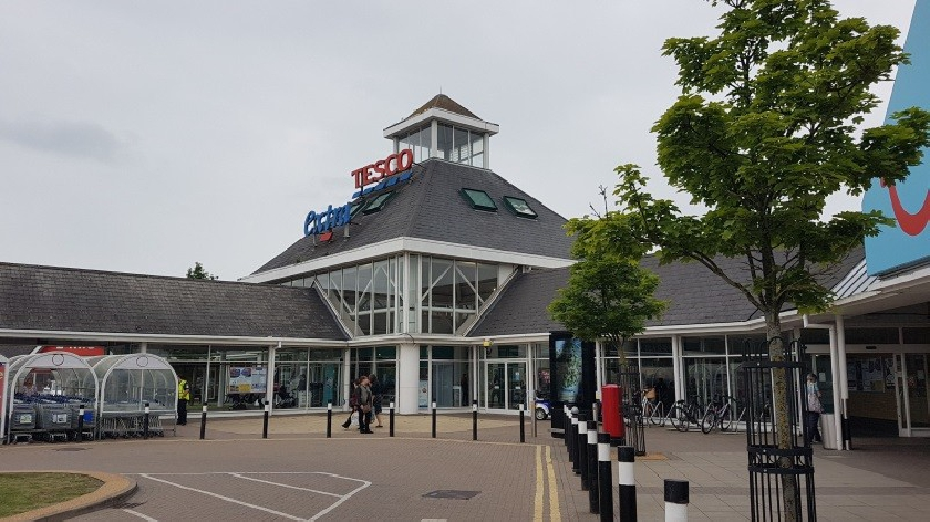 Coronavirus: Tesco and Morrisons restricting key products in Suffolk stores