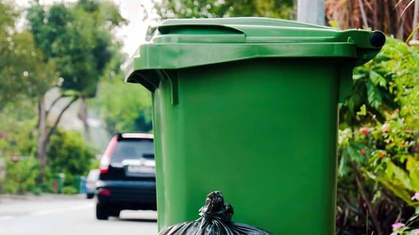 Blue bin collections resume in Belfast