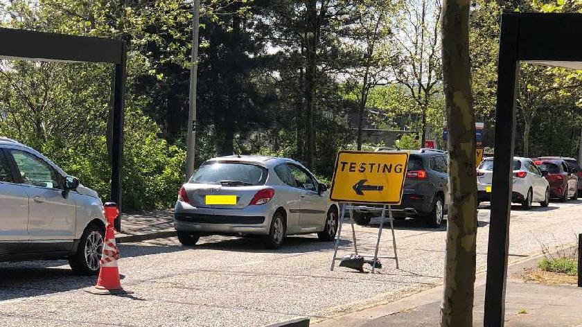 Milton Keynes Local Coronavirus Case Numbers Do Not Include Drive Through Test Centre Results Mkfm 106 3fm Radio Made In Milton Keynes