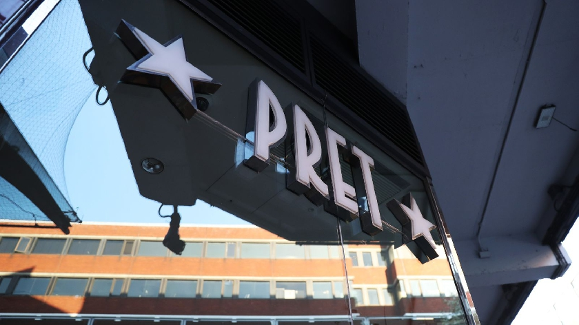 Pret A Manger to close 30 stores