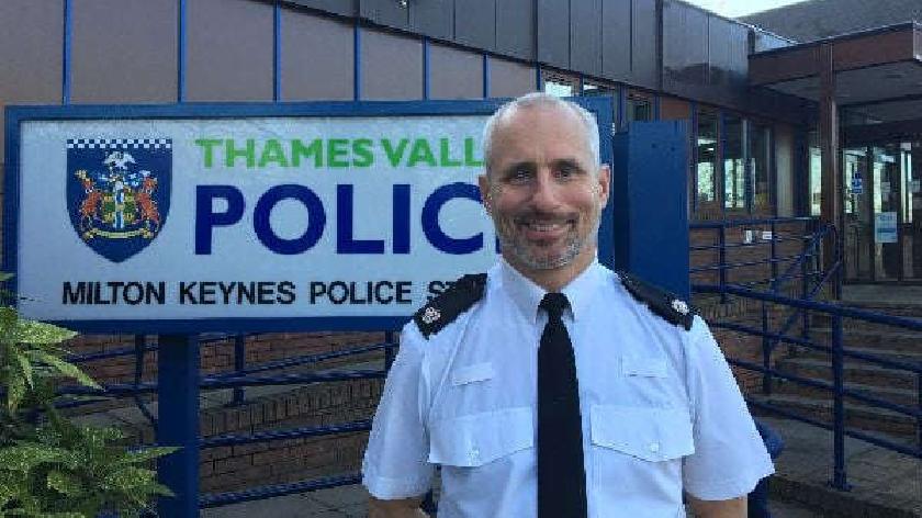 Marc Tarbit Thames Valley Police