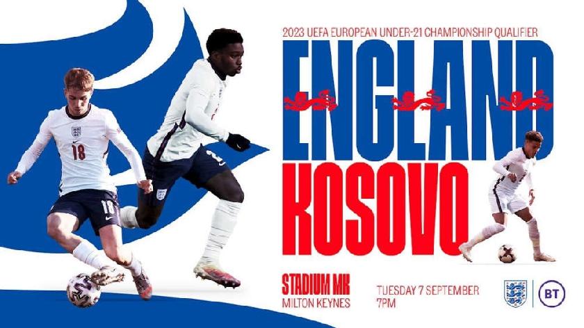 England/Kosovo