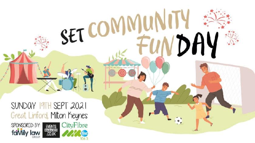 mk dons set community fun day