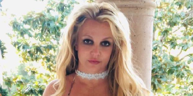 Britney Spears Reveals She Set Fire to Her Home Gym