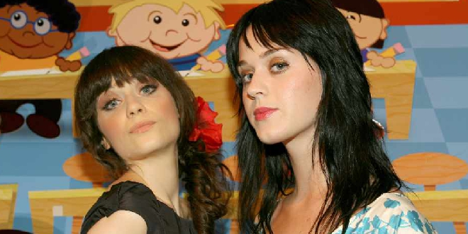 Katy Perry pretended to be Zooey Deschanel to go clubbing