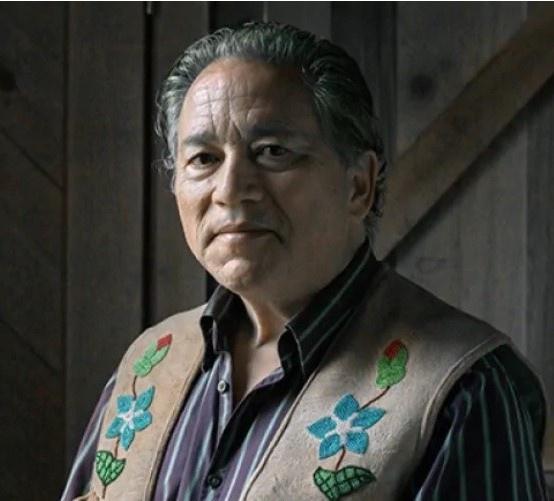 Indigenous Book Club - Darrel J. McLeod author of Mamaskatch