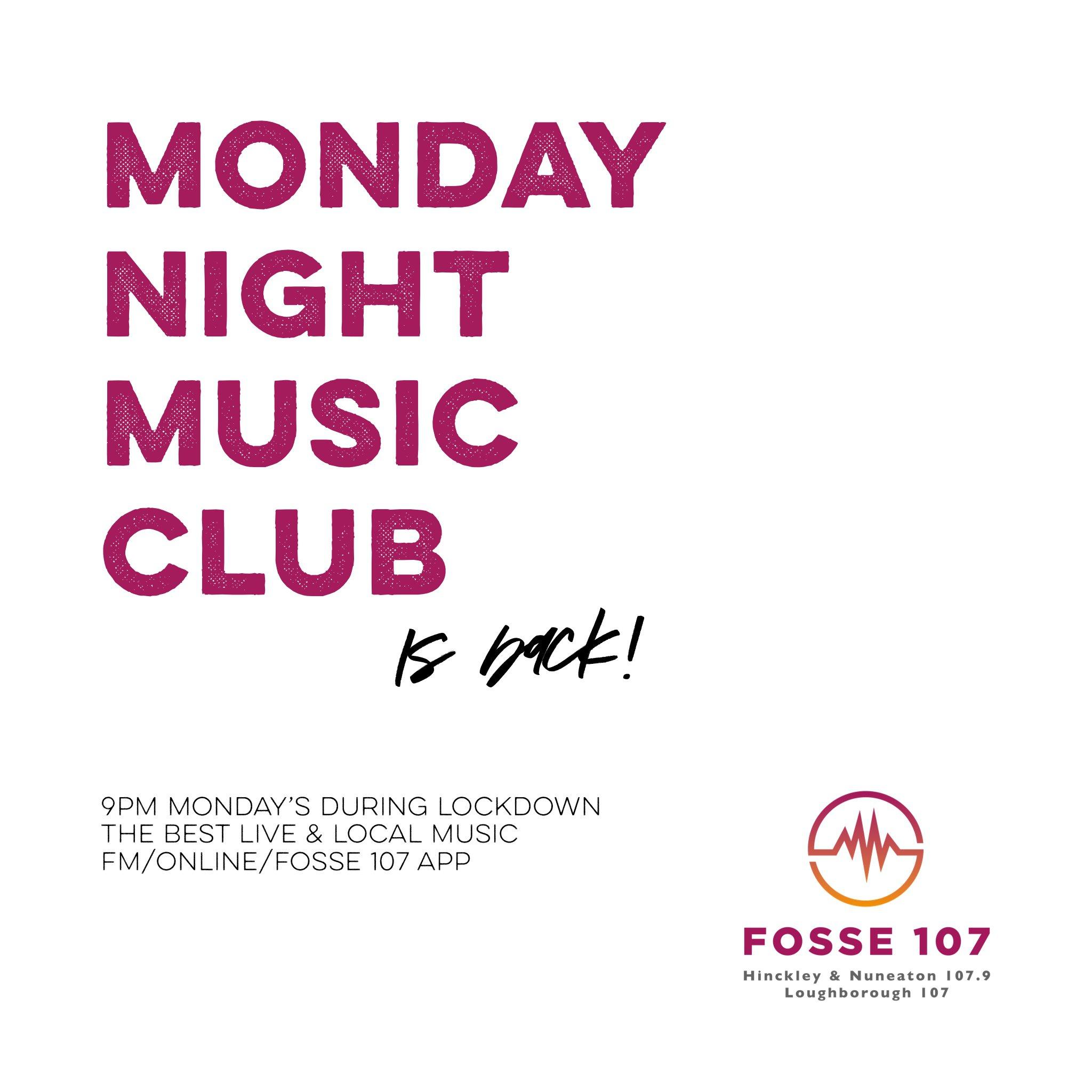 Monday Night Music Club with Richie Phillips