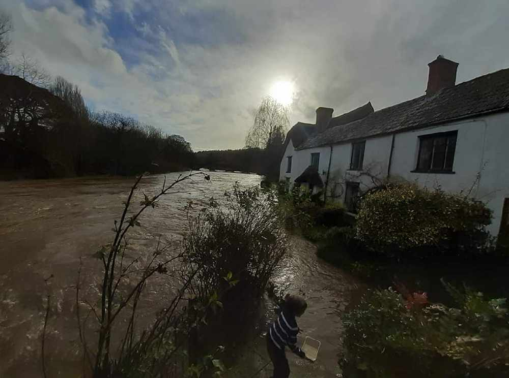 Storm Dennis brings severe flooding to Britain as it moves East