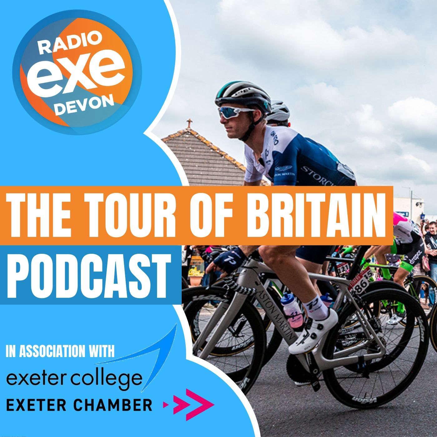 The Tour of Britain in Devon