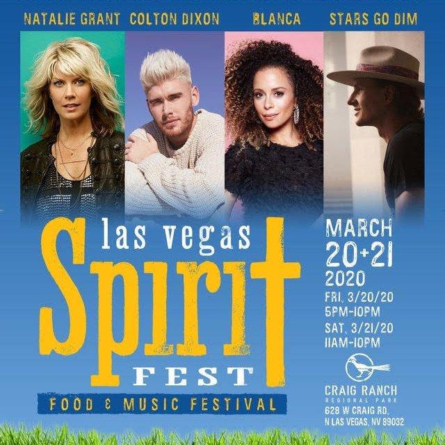 Las Vegas Spirit Fest 2020