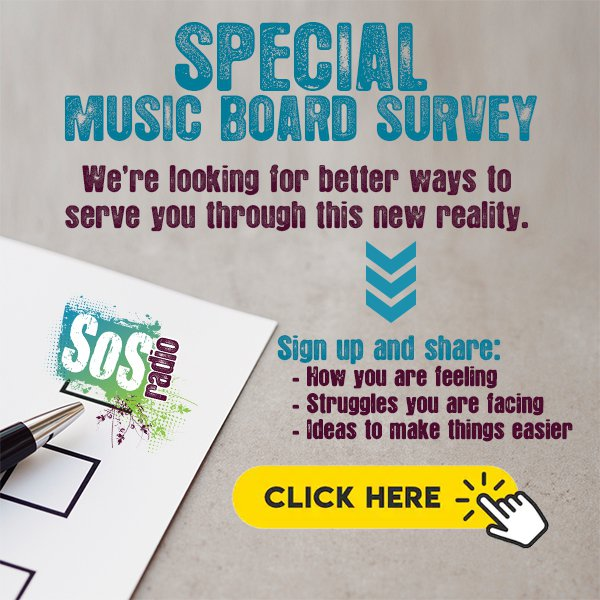 Special Music Board Survey
