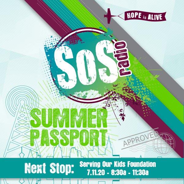 SOS Summer Passport!