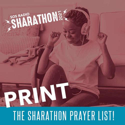 Pray for Sharathon