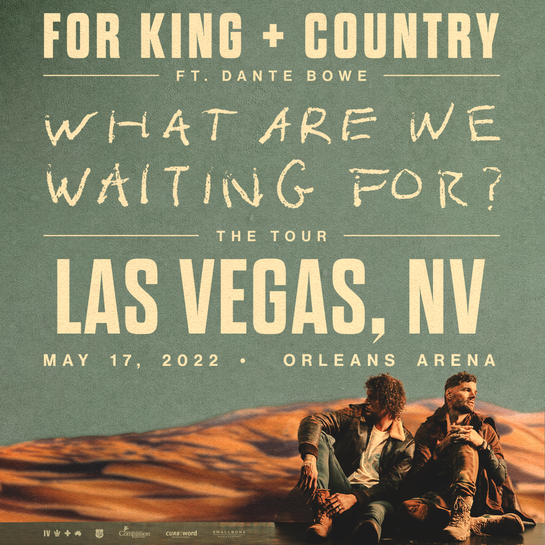 For King & Country - Vegas