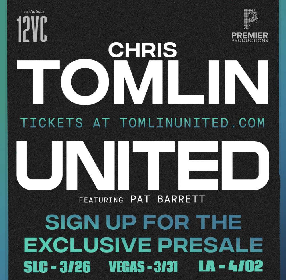 Tomlin United - LA / SLC / VEGAS