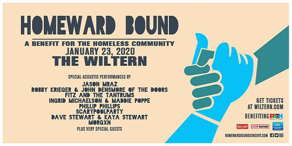 Homeward Bound: A Benefit for the Homeless Community
