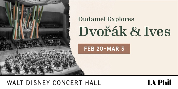 Dvorak & Ives at WDCH