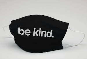 Be Kind Mask