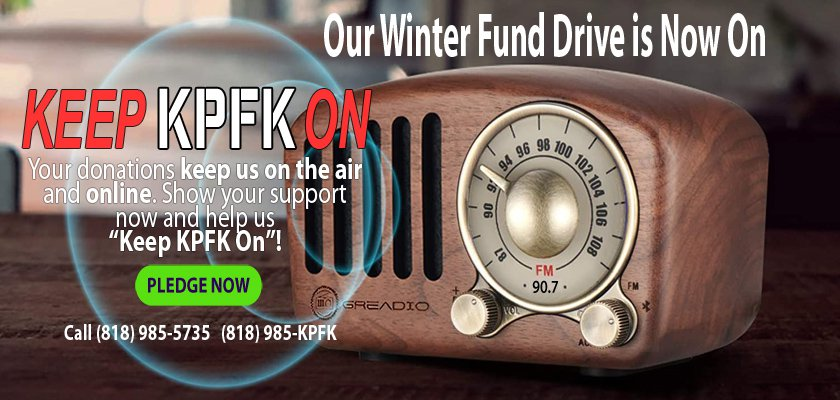 Winter Fund Drive