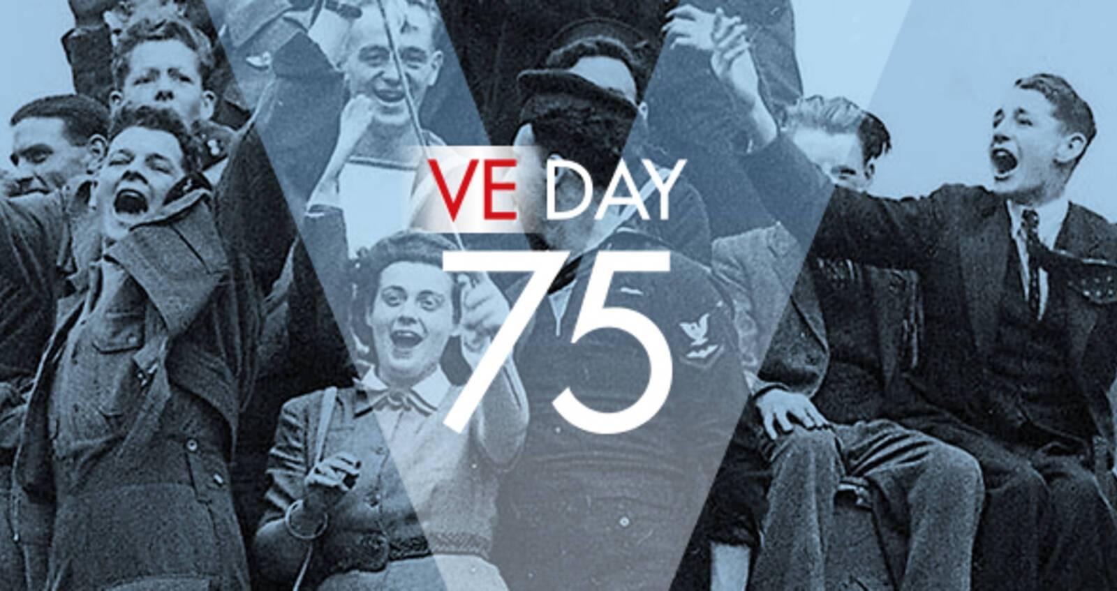 VE day 75 Celebration May 2020