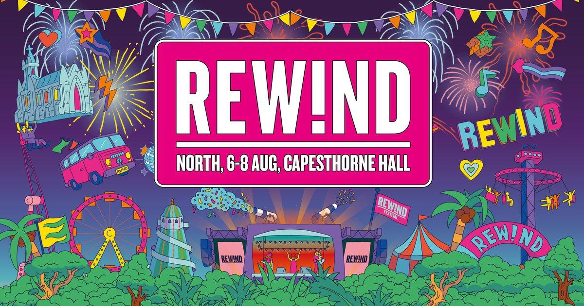 Rewind Festival 2021 series