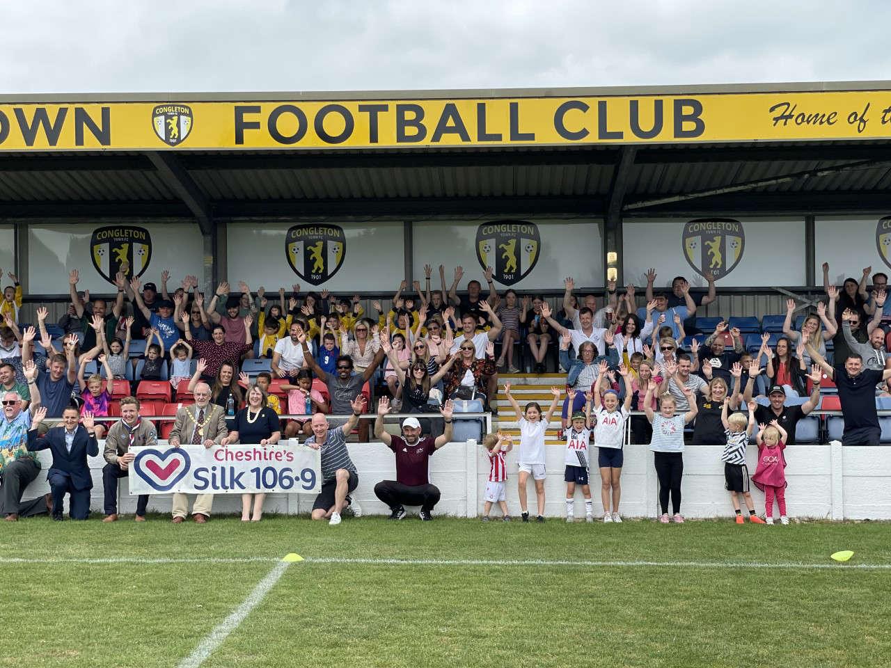 Congleton Town FC Family Fun Day 2021