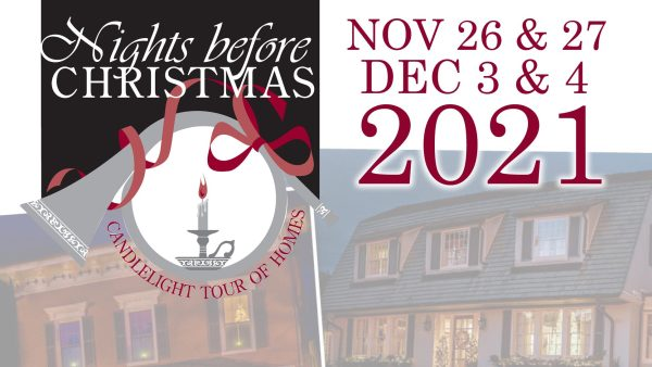 Christmas Tour Of Homes 2020 2020 Nights before Christmas Candlelight Tour of Homes Canceled