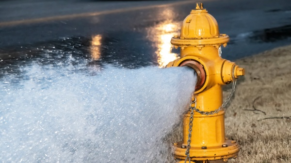 Hydrant Flushing Scheduled For Downtown Madison