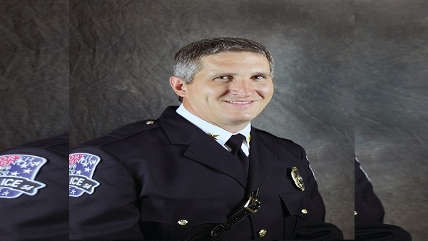 City of North Vernon Hosting a Retirement Ceremony For Officer James Webster